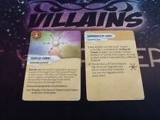 D&D Attack Wing Tyranny of Dragons Month 4 OP Tears of Bahamut/Tiamat Cards(DD12