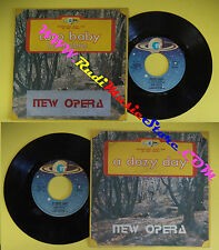 LP 45 7'' NEW OPERA Coco baby A dozy day 1977 italy INTERNATIONAL * no cd mc dvd