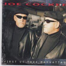 Joe Cocker-First We Take Manhattan cd single sealed