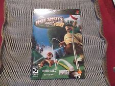 HOT SHOTS GOLF FORE! DEMO DISC