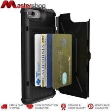UAG iPhone 7 6s 8 Plasma Case - Clear W Black Edge Urban Armour Gear