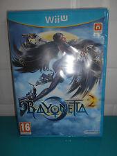 17.6.28.4 Neuf scellé jeu Nintendo WII U WIIU Bayonetta 2 version FR