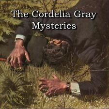 The Cordelia Gray Mysteries Unabridged - 20 Hours -  MP3 CD