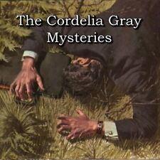 The Cordelia Gray Mysteries Unabridged - 20 Hours -  MP3 DOWNLOAD