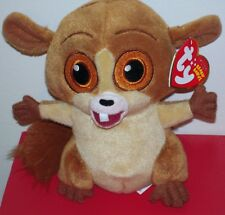 82c2d94c27b 40860 Ty Beanie Baby Mort The Madagascar Movie Lemur MINT With Tags Retired  008421408603