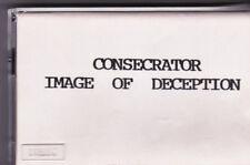 CONSECRATOR- IMAGE OF DECEPTION 1992 *TAPE DEMO CUSTOM PRIVATE XIAN THRASH METAL