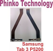 Samsung Galaxy P5200 Tab 3 10.1 Tablet USB Charging Port Dock Flex Cable