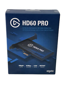 Elgato HD60 Pro, PCIe Capture Card - WIE NEU
