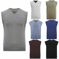 Ex M&S Sleeveless Jumper Sweater Pullover Top Marks and Spencer