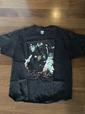 🔥Dbruze 'Big L' PUT IT ON T-shirt Size XL Darien Bruze (VERY RARE)