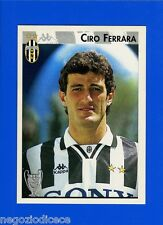 CALCIO COPPE 1996-1997 Panini - Figurina-Sticker n. 6 - FERRARA - JUVENTUS -New