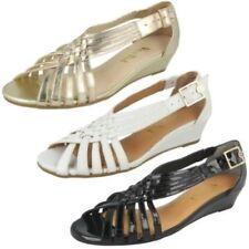 Zapatos de tacón de mujer plataformas Van Dal