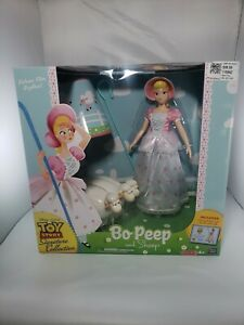 Disney Toy Story 4 Signature Collection Figure Bo Peep & Sheep Target Exclusive