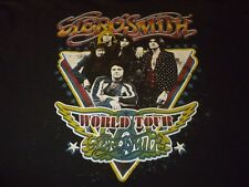 Aerosmith Shirt ( Used Size Xl Missing Tag ) Very Good Condition!