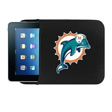 "MIAMI DOLPHINS IPAD 10"" NETBOOK TABLET SLEEVE"
