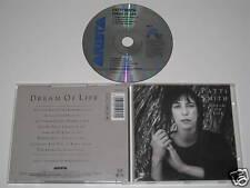 PATTI SMITH/DREAM OF LOVE (ARISTA 259 172) CD ALBUM