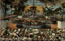 Toronto Exhibition Horticultural Palace Old Postcard