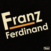 Franz Ferdinand - Self Titled [New & Sealed] CD