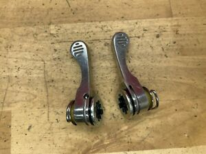 NOS Sachs Huret Down Tube Braze On Retro Friction Shift Levers Shifters