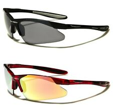 NEW X-Loop Semi-Rimless Lightweight Sport Men's Sunglasses - XL165MIX