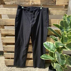 "Black Gortex Prada Sport Trousers Men's 34"" Waist"