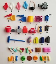 Playmobil Household Items2/Pick & Choose $0.99 Each/Combined Shipping Available