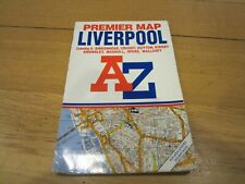 LIVERPOOL MAP - A to Z - Guide Map by Premier