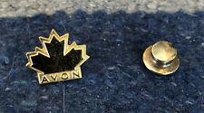 Avon Canada Maple Leaf Souvenir Birks PIN