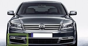 New Genuine VOLKSWAGEN Phaeton Front Bumper Lower Grill Right 3D0853666J3FZ OEM