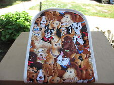 DOGS!! ,CAN OPENER, UNIVERSAL APPLIANCE COVER,  NEW