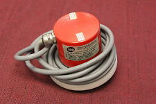 IED C2R-240/16PPR Encoder 5-30 VDC with Mounting Flange Used