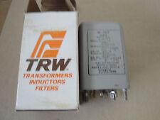 UTC W-787 Audio Tube Plate to Line Transformer Pri 7600/4800  Sec 600 ohm Split
