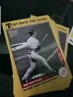 Don Mattingly - 2020 MLB TOPPS NOW Turn Back The Clock - Card #183 Only 598 Made