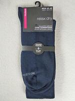 Hudson Men's Relax Dry Socks Dry Foot Climate Cotton 39-42 43-46 47-50
