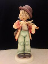 "M.I. HUMMEL, LITTLE FIDDLER, 13/III, 12 3/4"" TMK-8, MIB, FREE UPS SHIPPING/INS."