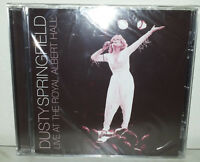 CD DUSTY SPRINGFIELD - LIVE AT THE ROYAL ALBERT HALL - NUOVO