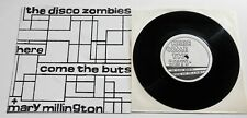 """The Disco Zombies - Here Come The Buts / Mary Millington UK 1980 Dining Out 7"""""""