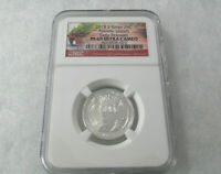 2018-S Silver 25C NGC PF69 Ultra Cameo Apostle Islands Early Releases Proof NGC