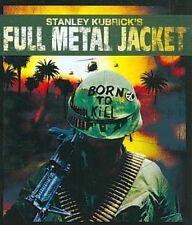 Full Metal Jacket With Stanley Kubrick Blu-ray Region 1 085391186274