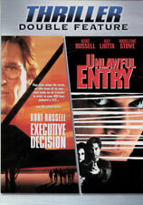 Executive Decision/Unlawful Entry (Thriller Do New DVD