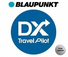 GPS RNS4 Blaupunkt TravelPilot DX FRANCE / Routes Principales Europe. 2 CD's !