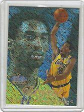 Kobe Bryant 1998 Flair Showcase Sec 2 Row 1 Seat 18