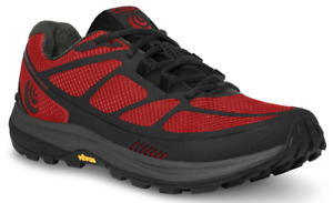 Topo Athletic Terraventure 2 Red/Black Running Shoe Men's sizes 8-13/NEW!!!