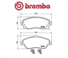 P59036 Kit pastiglie freno, Freno a disco (MARCA-BREMBO)