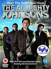 DVD:THE ALMIGHTY JOHNSONS - SERIES 1 - NEW Region 2 UK
