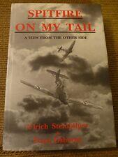 WW II German Luftwaffe Pilot  (Signed 3 Book Set)