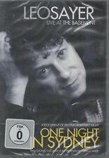 Leo Sayer Live At The Basement One Night in Sidney DVD NEU Giving It All Away