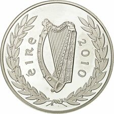 [#428688] IRELAND REPUBLIC, 10 Euro, 2010, SUP+, Argent, KM:65