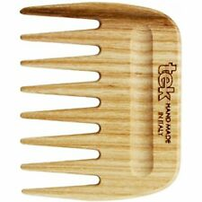 Beliflor tek peigne afro en bois de frêne