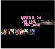 New Kids on the Block - Greatest Hits (CD) NEW • NKOTB, Best of, Hangin' Tough